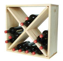 Pine Modular Wine Cube-0